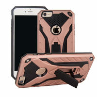 Heavy Duty Protective Iphone 6 Plus Cover wit Kickstand
